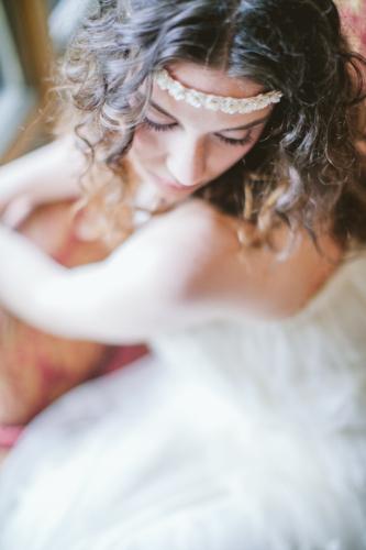 coroncina sposa